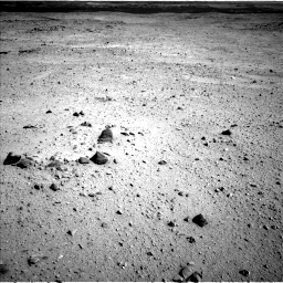 NASA's Mars rover Curiosity acquired this image using its Left Navigation Camera (Navcams) on Sol 419