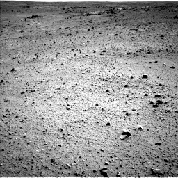 Nasa's Mars rover Curiosity acquired this image using its Left Navigation Camera on Sol 419, at drive 1374, site number 18