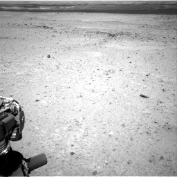 Nasa's Mars rover Curiosity acquired this image using its Right Navigation Camera on Sol 419, at drive 1170, site number 18