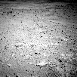 Nasa's Mars rover Curiosity acquired this image using its Right Navigation Camera on Sol 419, at drive 1188, site number 18
