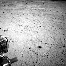 Nasa's Mars rover Curiosity acquired this image using its Right Navigation Camera on Sol 419, at drive 1386, site number 18