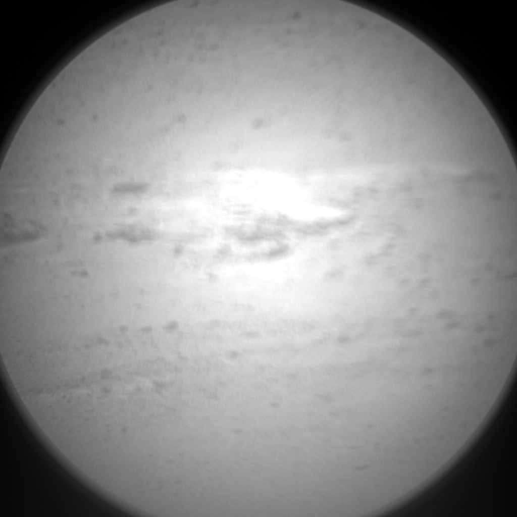 NASA's Mars rover Curiosity acquired this image using its Chemistry & Camera (ChemCam) on Sol 421