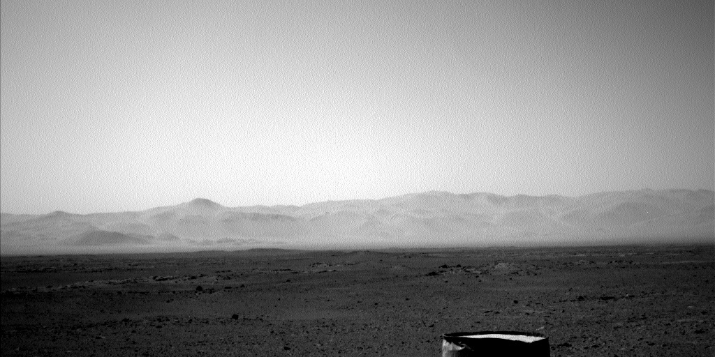 NASA's Mars rover Curiosity acquired this image using its Left Navigation Camera (Navcams) on Sol 421