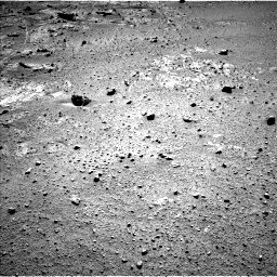Nasa's Mars rover Curiosity acquired this image using its Left Navigation Camera on Sol 422, at drive 78, site number 19