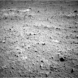 NASA's Mars rover Curiosity acquired this image using its Left Navigation Camera (Navcams) on Sol 422