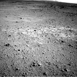 Nasa's Mars rover Curiosity acquired this image using its Left Navigation Camera on Sol 422, at drive 246, site number 19