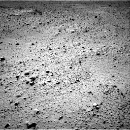 Nasa's Mars rover Curiosity acquired this image using its Right Navigation Camera on Sol 422, at drive 6, site number 19