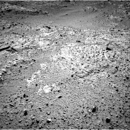 Nasa's Mars rover Curiosity acquired this image using its Right Navigation Camera on Sol 422, at drive 144, site number 19