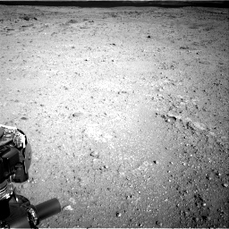 Nasa's Mars rover Curiosity acquired this image using its Right Navigation Camera on Sol 422, at drive 210, site number 19