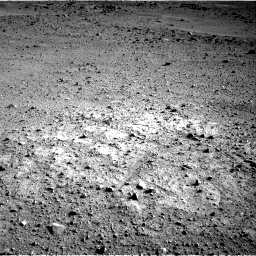 Nasa's Mars rover Curiosity acquired this image using its Right Navigation Camera on Sol 422, at drive 282, site number 19