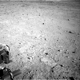 NASA's Mars rover Curiosity acquired this image using its Right Navigation Cameras (Navcams) on Sol 422
