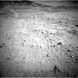 Nasa's Mars rover Curiosity acquired this image using its Left Navigation Camera on Sol 424, at drive 548, site number 19