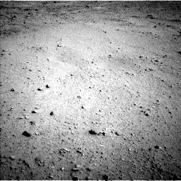 Nasa's Mars rover Curiosity acquired this image using its Left Navigation Camera on Sol 424, at drive 674, site number 19