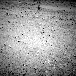 NASA's Mars rover Curiosity acquired this image using its Left Navigation Camera (Navcams) on Sol 424