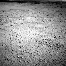 Nasa's Mars rover Curiosity acquired this image using its Left Navigation Camera on Sol 424, at drive 818, site number 19