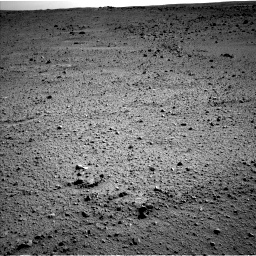 Nasa's Mars rover Curiosity acquired this image using its Left Navigation Camera on Sol 424, at drive 854, site number 19