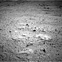 Nasa's Mars rover Curiosity acquired this image using its Left Navigation Camera on Sol 424, at drive 944, site number 19