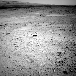 Nasa's Mars rover Curiosity acquired this image using its Right Navigation Camera on Sol 424, at drive 494, site number 19