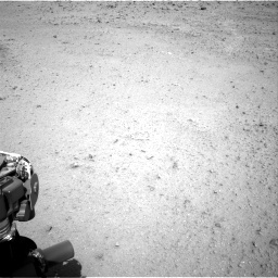 Nasa's Mars rover Curiosity acquired this image using its Right Navigation Camera on Sol 424, at drive 566, site number 19