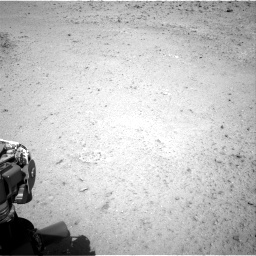 Nasa's Mars rover Curiosity acquired this image using its Right Navigation Camera on Sol 424, at drive 584, site number 19