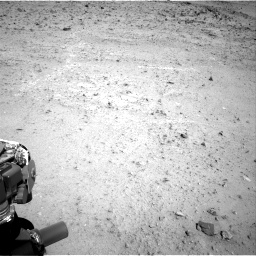 Nasa's Mars rover Curiosity acquired this image using its Right Navigation Camera on Sol 424, at drive 638, site number 19