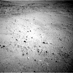 Nasa's Mars rover Curiosity acquired this image using its Right Navigation Camera on Sol 424, at drive 656, site number 19