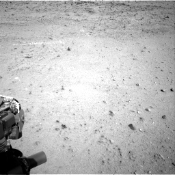 NASA's Mars rover Curiosity acquired this image using its Right Navigation Cameras (Navcams) on Sol 424