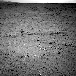 Nasa's Mars rover Curiosity acquired this image using its Right Navigation Camera on Sol 424, at drive 818, site number 19