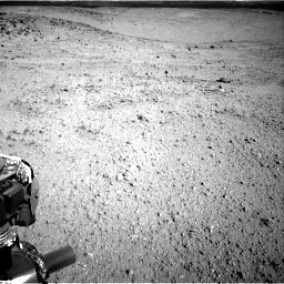 Nasa's Mars rover Curiosity acquired this image using its Right Navigation Camera on Sol 424, at drive 836, site number 19
