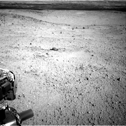 Nasa's Mars rover Curiosity acquired this image using its Right Navigation Camera on Sol 424, at drive 872, site number 19