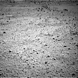 Nasa's Mars rover Curiosity acquired this image using its Right Navigation Camera on Sol 424, at drive 878, site number 19