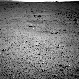 Nasa's Mars rover Curiosity acquired this image using its Right Navigation Camera on Sol 424, at drive 998, site number 19