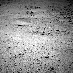 Nasa's Mars rover Curiosity acquired this image using its Right Navigation Camera on Sol 424, at drive 1016, site number 19