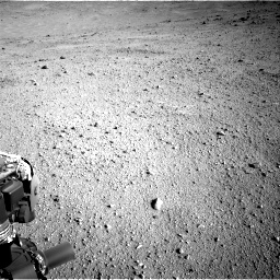 Nasa's Mars rover Curiosity acquired this image using its Right Navigation Camera on Sol 424, at drive 1052, site number 19