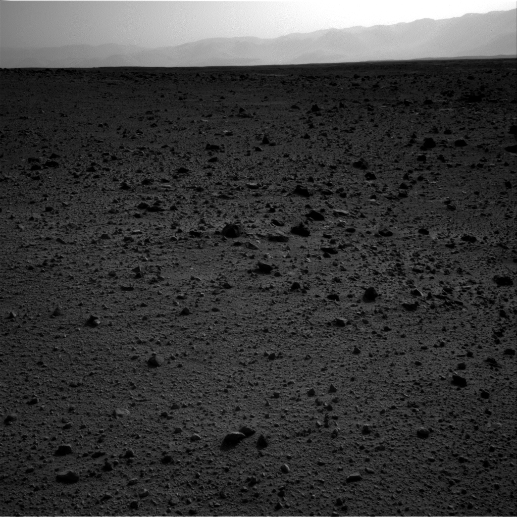 Nasa's Mars rover Curiosity acquired this image using its Right Navigation Camera on Sol 424, at drive 1066, site number 19