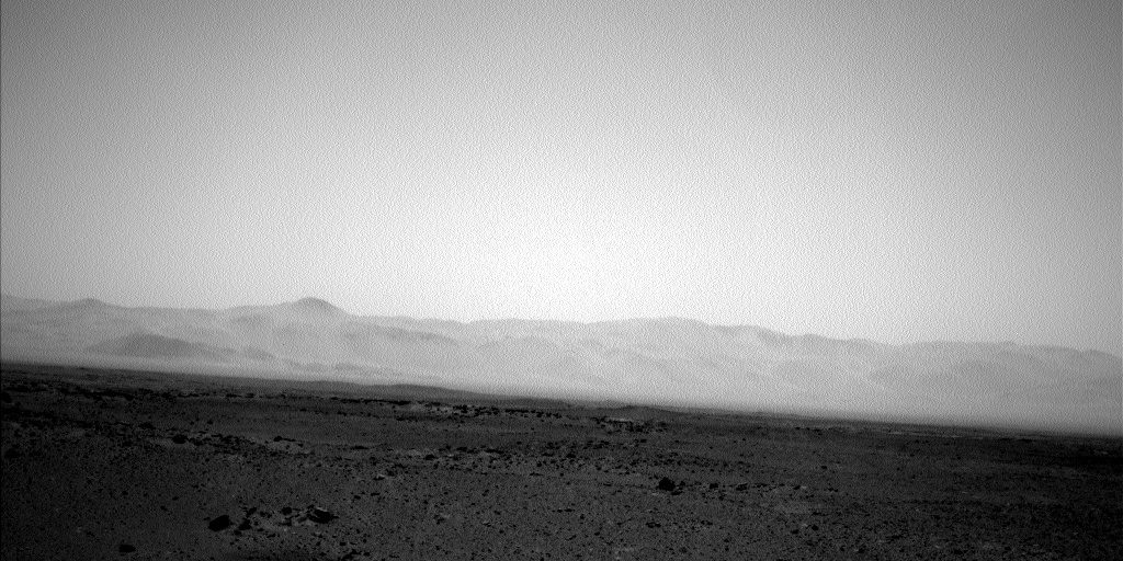 NASA's Mars rover Curiosity acquired this image using its Left Navigation Camera (Navcams) on Sol 425