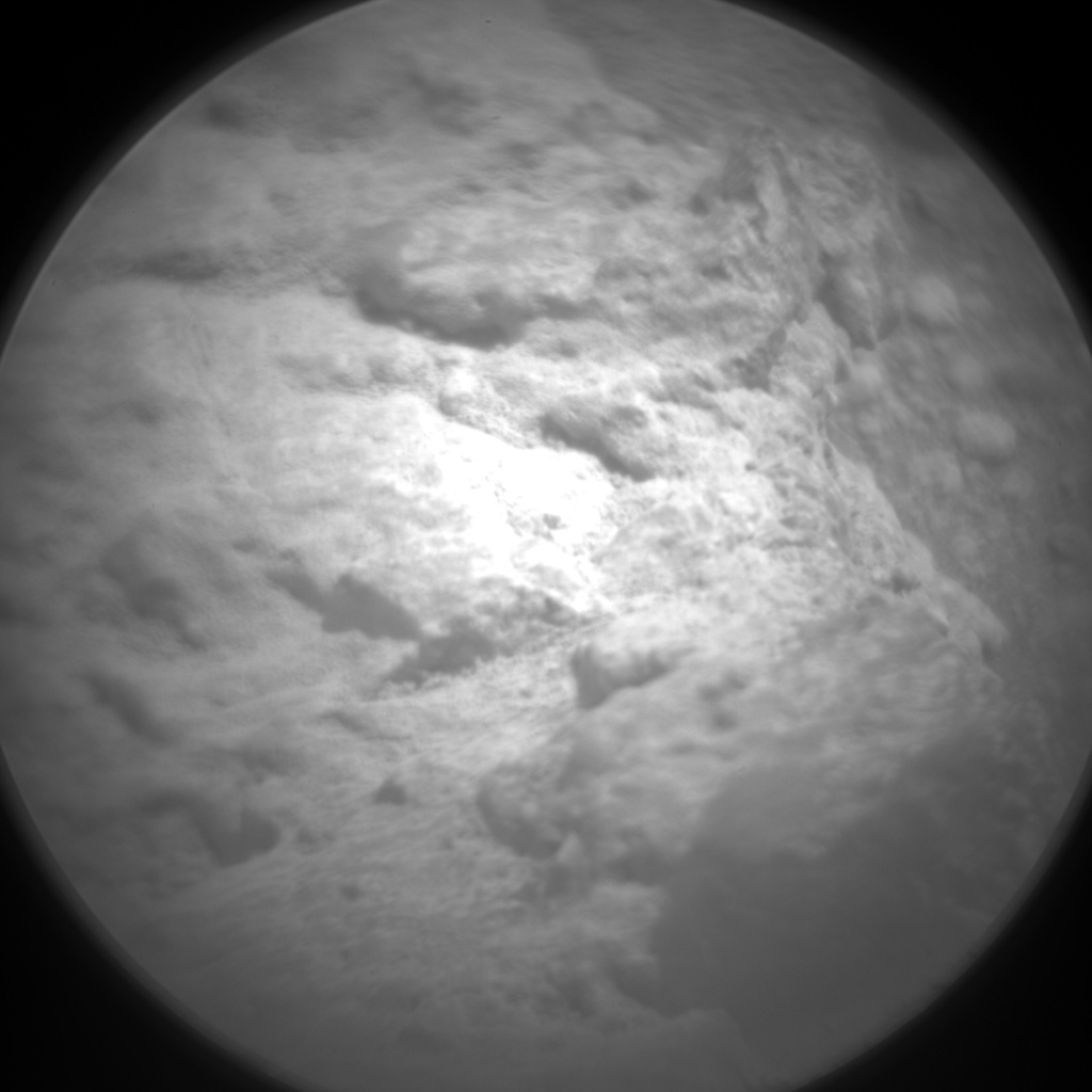 NASA's Mars rover Curiosity acquired this image using its Chemistry & Camera (ChemCam) on Sol 426