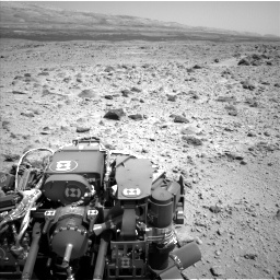 NASA's Mars rover Curiosity acquired this image using its Left Navigation Camera (Navcams) on Sol 426
