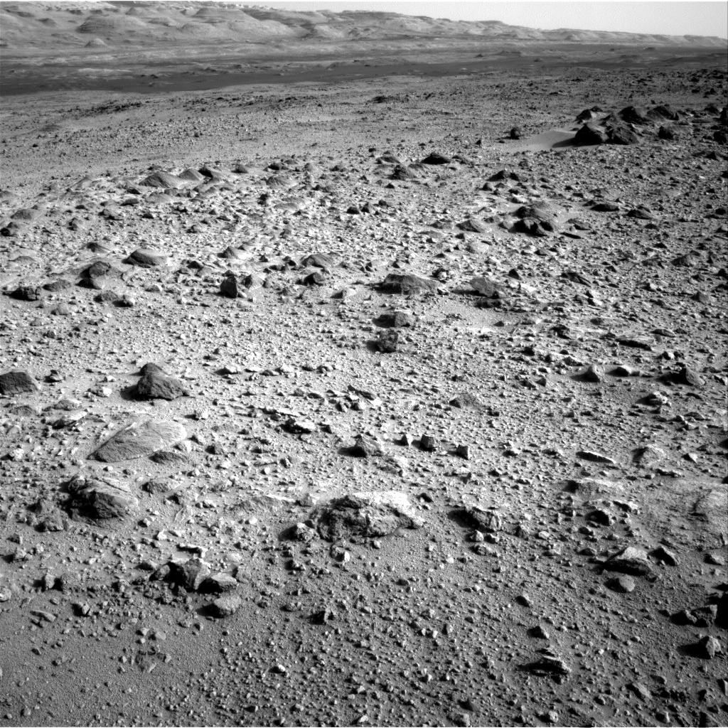 Nasa's Mars rover Curiosity acquired this image using its Right Navigation Camera on Sol 426, at drive 0, site number 20