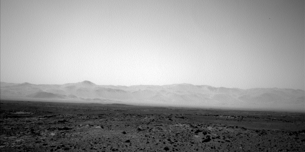 NASA's Mars rover Curiosity acquired this image using its Left Navigation Camera (Navcams) on Sol 427