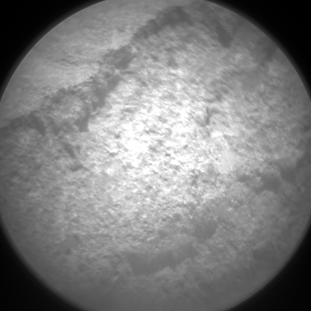 NASA's Mars rover Curiosity acquired this image using its Chemistry & Camera (ChemCam) on Sol 429