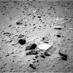 Nasa's Mars rover Curiosity acquired this image using its Right Navigation Camera on Sol 429, at drive 6, site number 20