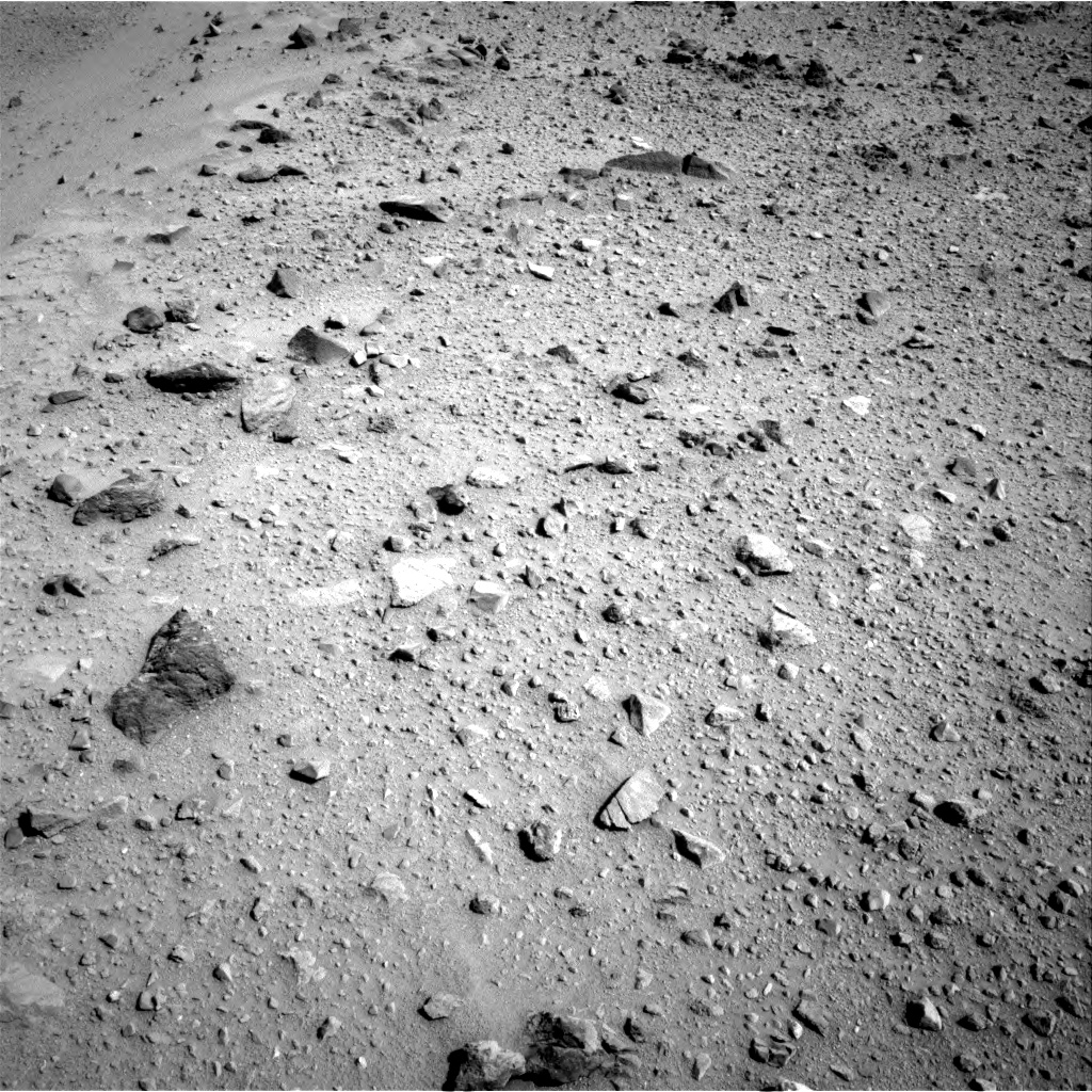 Nasa's Mars rover Curiosity acquired this image using its Right Navigation Camera on Sol 429, at drive 222, site number 20