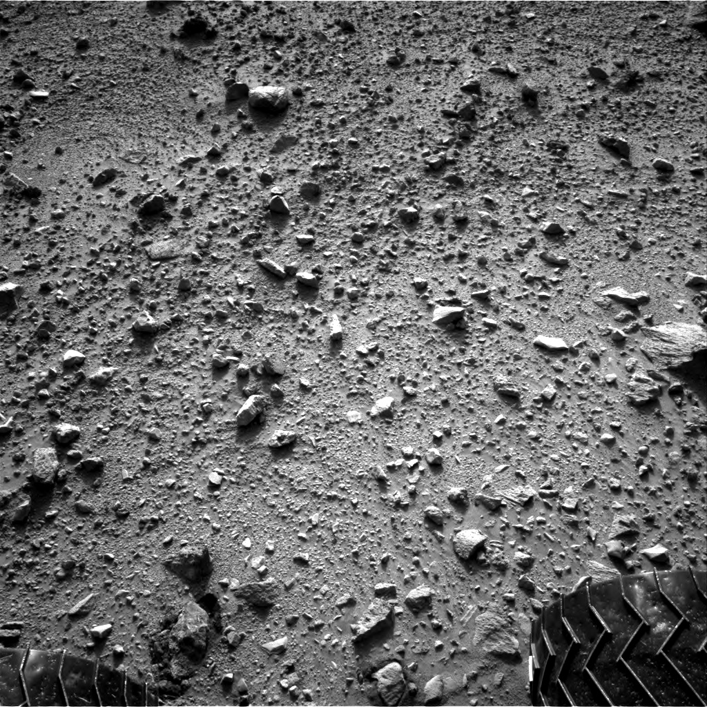 Nasa's Mars rover Curiosity acquired this image using its Right Navigation Camera on Sol 429, at drive 256, site number 20