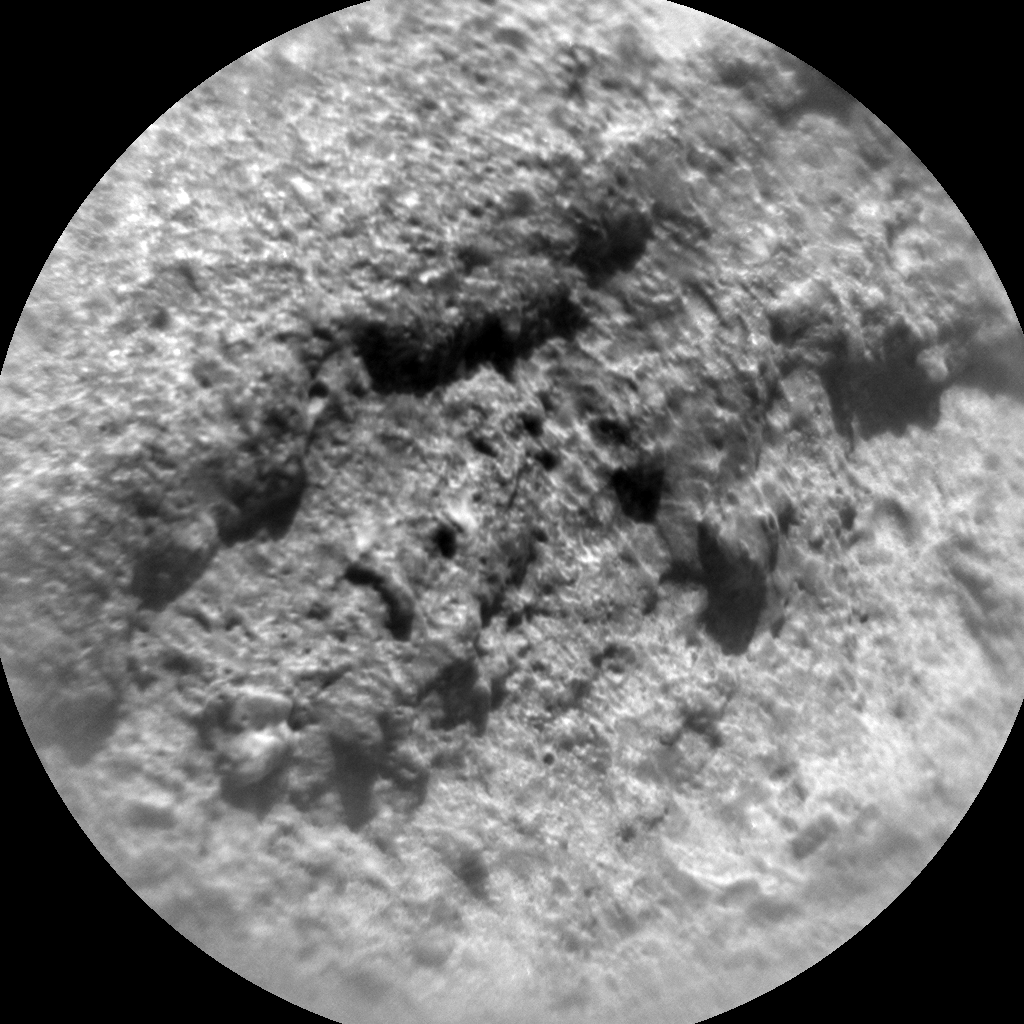 Nasa's Mars rover Curiosity acquired this image using its Chemistry & Camera (ChemCam) on Sol 429, at drive 0, site number 20