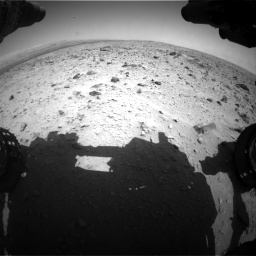 Nasa's Mars rover Curiosity acquired this image using its Front Hazard Avoidance Camera (Front Hazcam) on Sol 431, at drive 436, site number 20