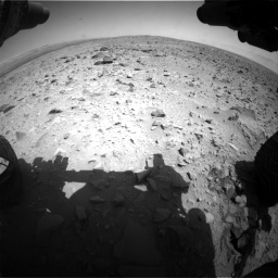 Nasa's Mars rover Curiosity acquired this image using its Front Hazard Avoidance Camera (Front Hazcam) on Sol 431, at drive 532, site number 20