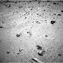 Nasa's Mars rover Curiosity acquired this image using its Left Navigation Camera on Sol 431, at drive 334, site number 20