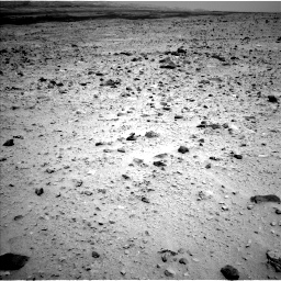 Nasa's Mars rover Curiosity acquired this image using its Left Navigation Camera on Sol 431, at drive 430, site number 20