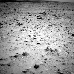Nasa's Mars rover Curiosity acquired this image using its Left Navigation Camera on Sol 431, at drive 436, site number 20